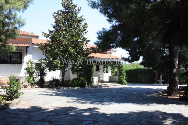 Невероятная вилла в пригороде Салоников