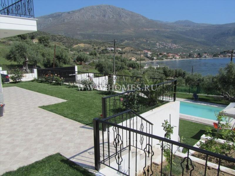 Замечательная вилла в Центральной Греции