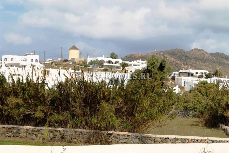 Новый коттедж на о. Миконос