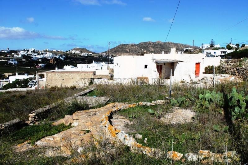Продается Земельный участок, Греция, о. Миконос