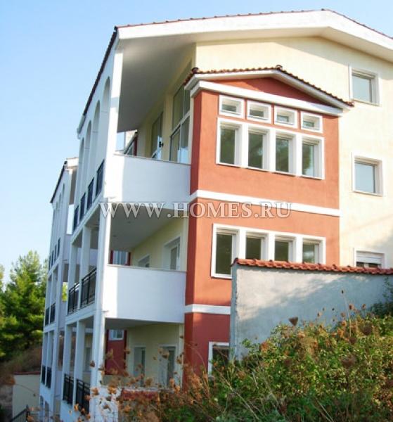 Доходный пятиэтажный дом на Кассандре