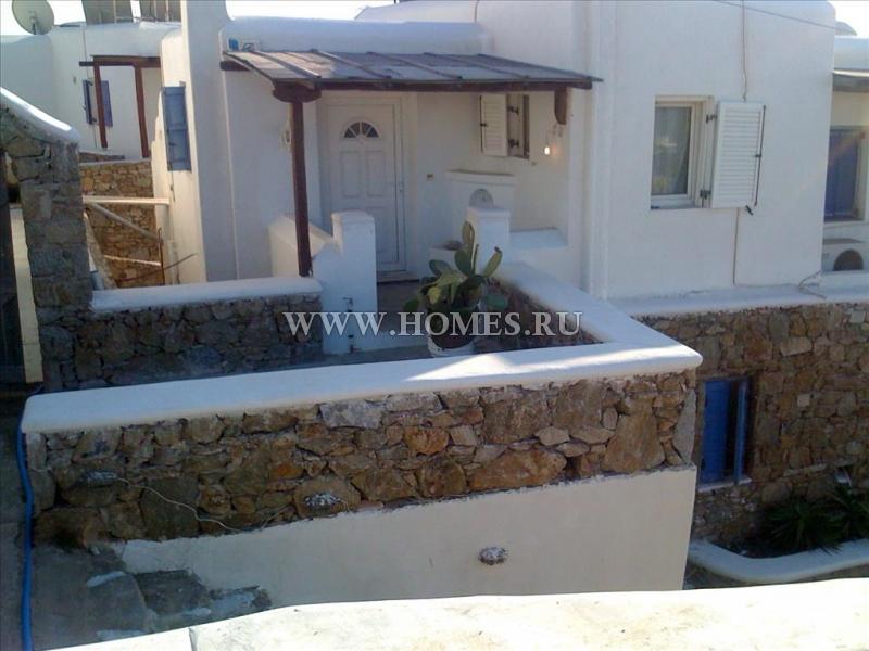Двухэтажная вилла на Миконосе