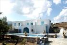 Светлая вилла на островах Киклады