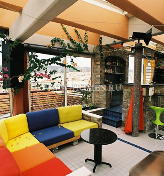 Великолепная квартира в Салониках