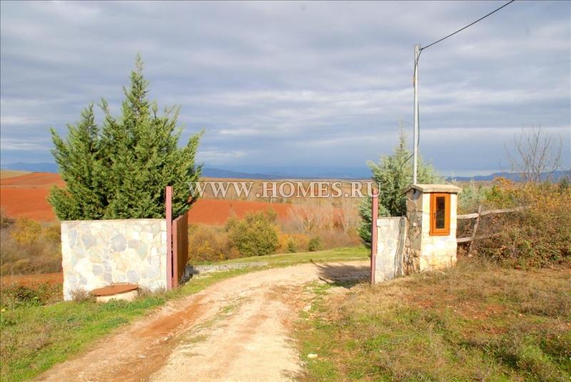 Комфортный коттедж в Северной Греции