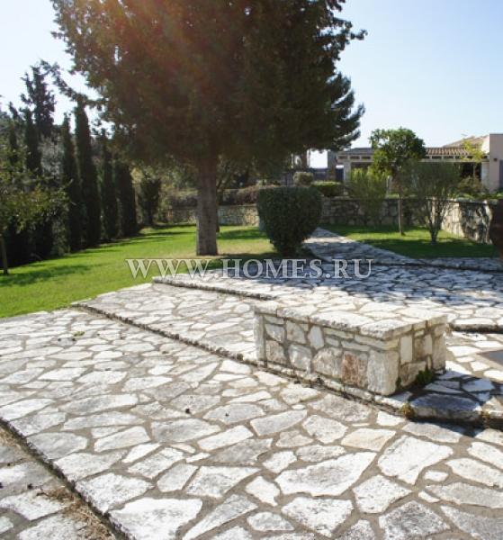 Красивая вилла в Эпире