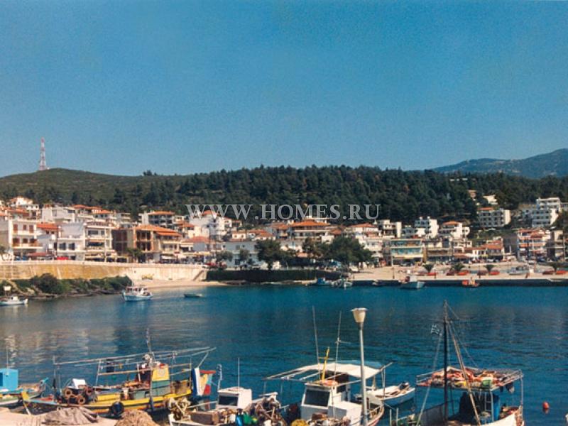 Продается Гостиница, Греция, Халкидики-Ситония