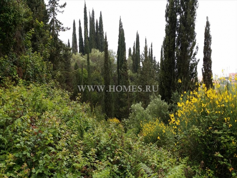 Продается Земельный участок, Греция, о. Корфу