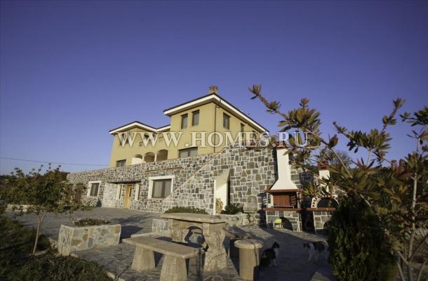 Стильная вилла в пригороде Салоники