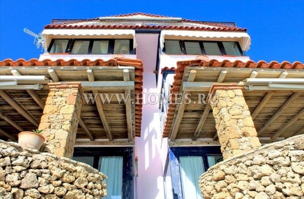 Потрясающая вилла в Западном Пелопоннесе