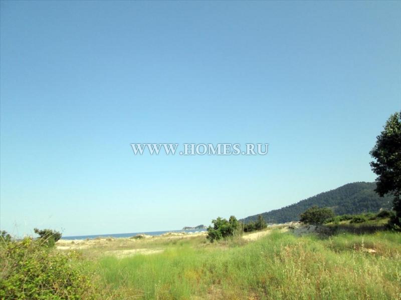 Продается Земельный участок, Греция, о. Тасос