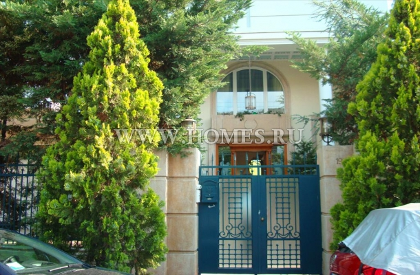 Великолепная вилла в Афинах