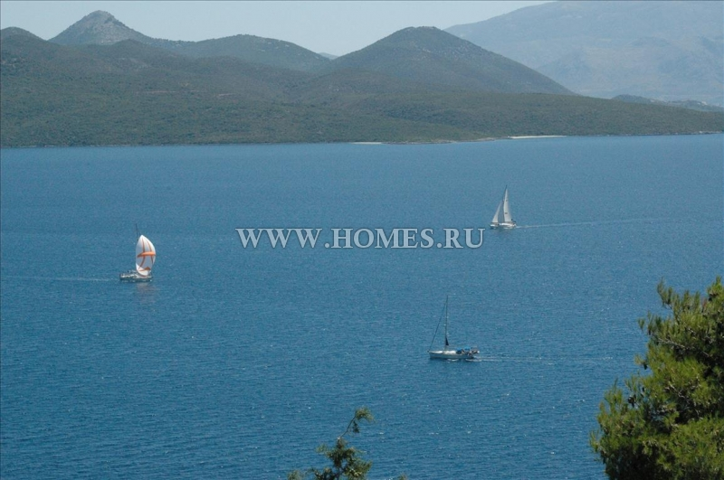 Продается Гостиница, Греция, Ионнические острова