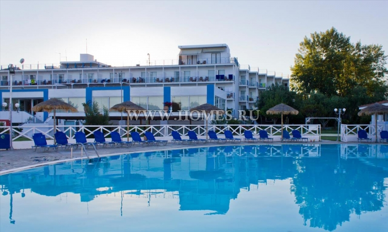 Продается Гостиница, Греция, о. Эвия