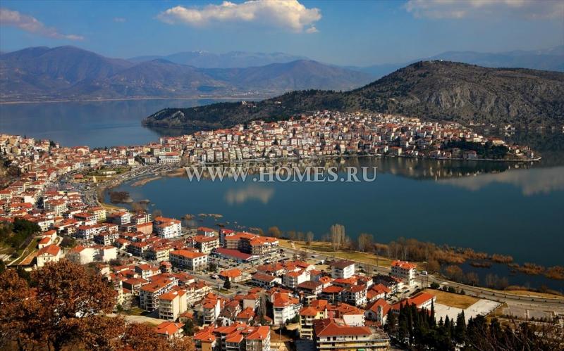 Светлый коттедж в Северной Греции