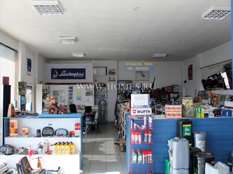 Продается Бизнес, Греция, Халкидики-Кассандра