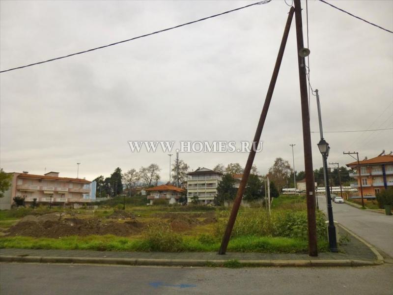 Продается Земельный участок, Греция, Олимпийская Ривьера