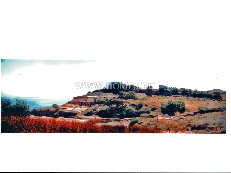 Продается Земельный участок, Греция, о. Санторини
