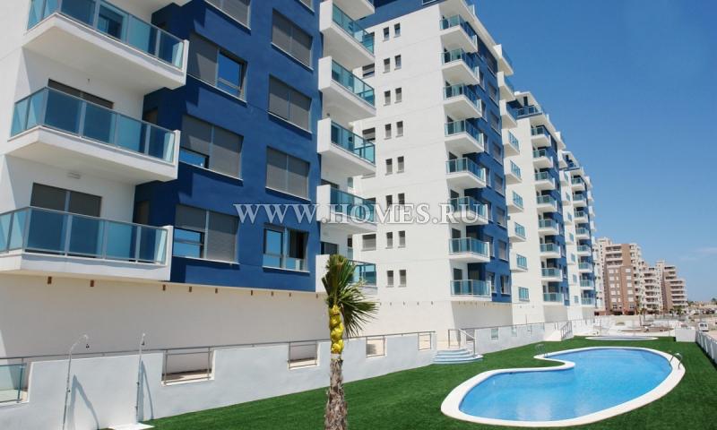 Современная квартира в Мурсии