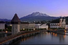 Новости рынка → Рост рынка элитной недвижимости в Швейцарии