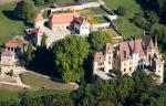 Великолепный замок в Швейцарии
