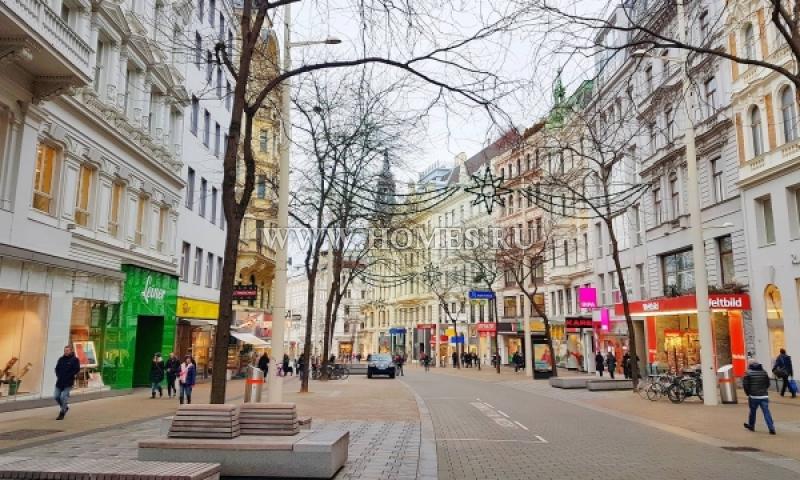 Новый дом в 10 районе Вены