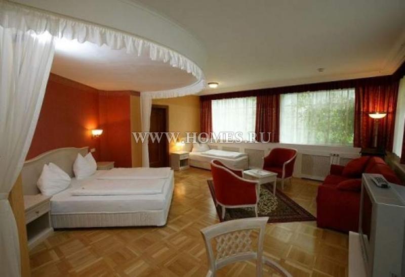 Уютный отель в Австрии недалеко от горнолыжных трасс