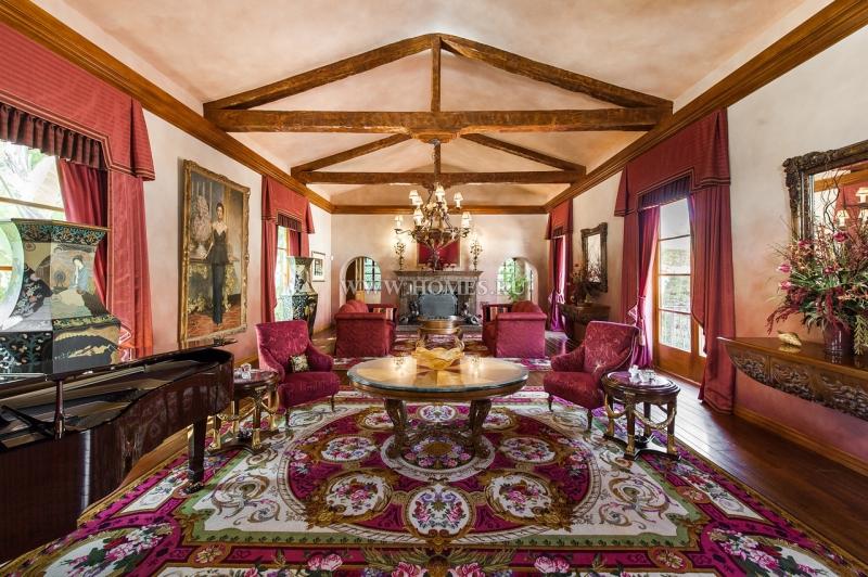 Уникальная резиденция в Беверли Хиллз, США