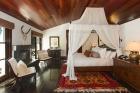Прекрасная вилла в балийском стиле в Малибу