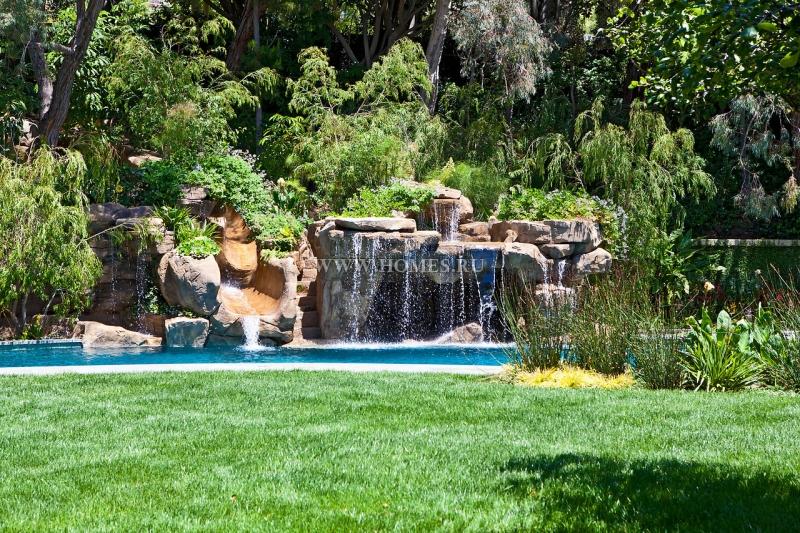 Превосходный особняк  в Малибу, Калифорния