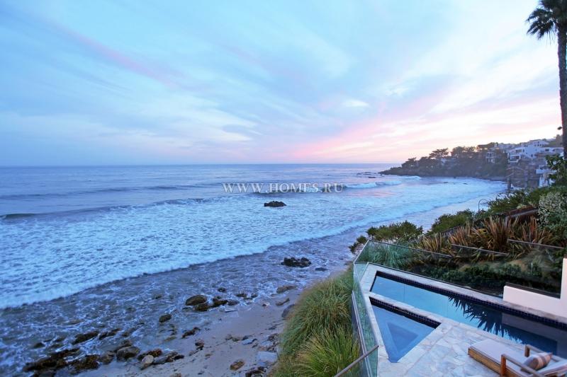 Превосходный особняк на пляже в Малибу, США