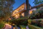 Традиционный особняк в Беверли Хиллз, Калифорния