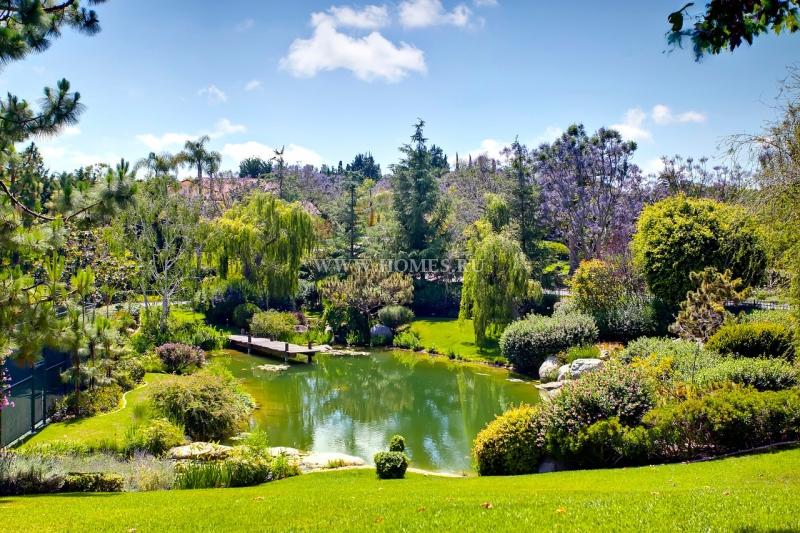 Превосходная вилла в Ранчо Санта Фе, Калифорния