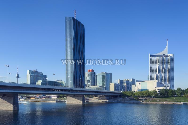 Жилой проект в 22 районе Вены