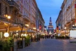 Новости рынка → Центр Милана ждёт крупная реновация