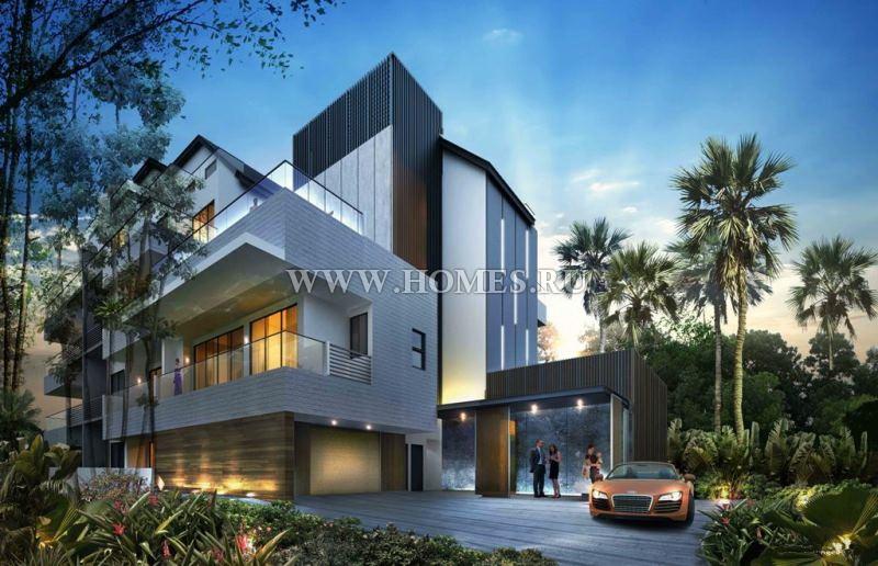 Превосходные новые апартаменты в Сингапуре