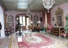 Прекрасный замок в городе Бордо