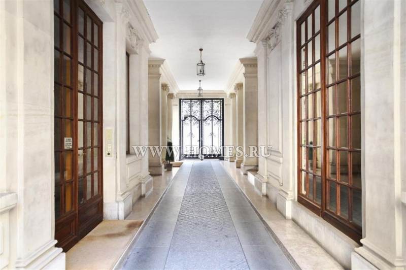 Прекрасные апартаменты в Париже