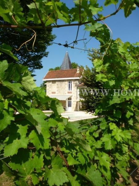 Чудесный дом с частным виноградником