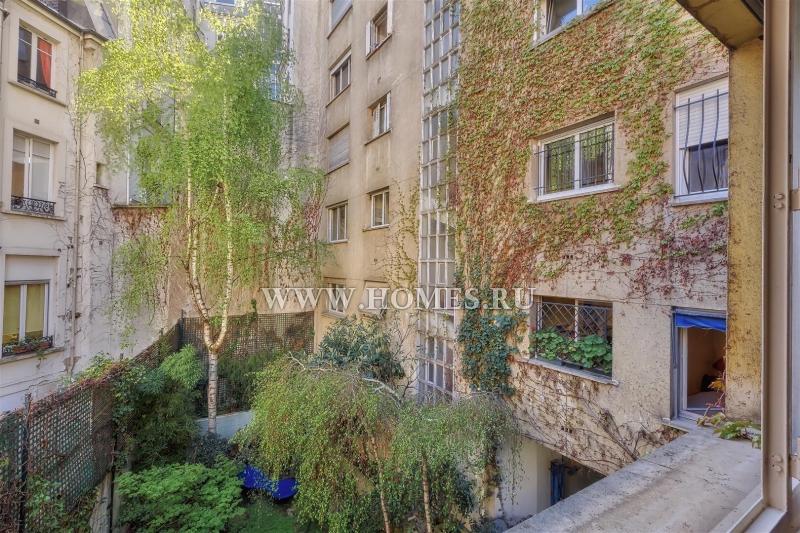 Отличные апартаменты в Париже