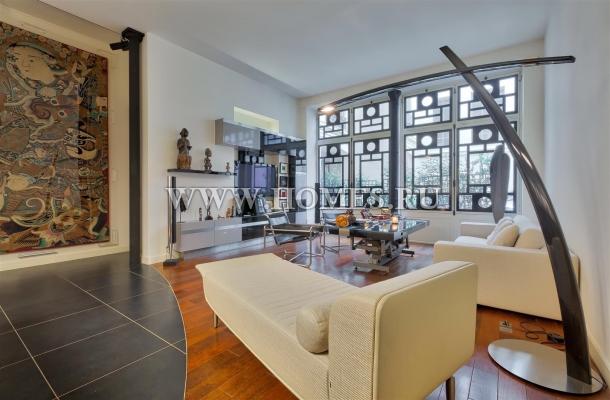 Роскошные апартаменты рядом с парком Монсо