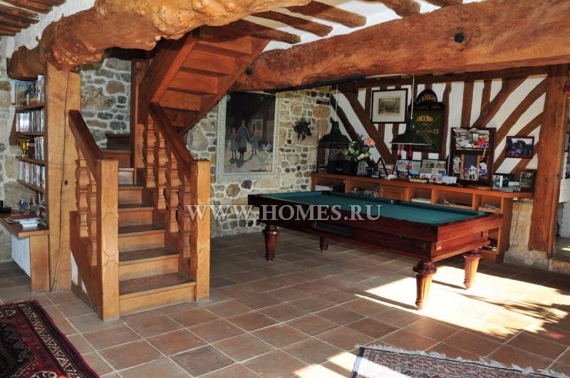 Великолепный дом в 5 минутах езды от Довиля