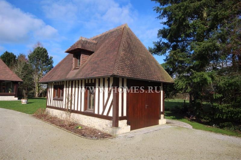 Чудесный дом рядом с городом Довиль