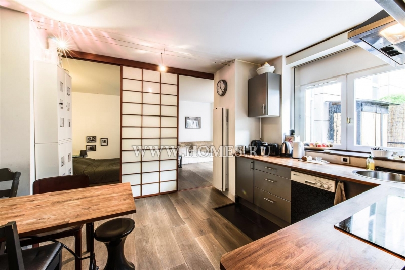 Эксклюзивные апартаменты в Париже