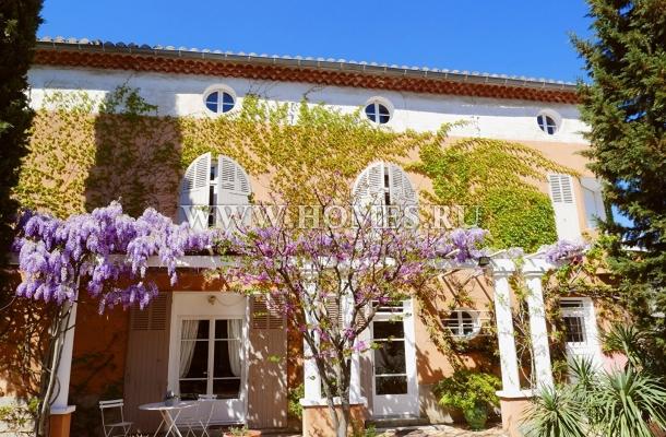 Красивый дом в 5 минутах езды от коммуны Сен-Реми-де-Прованс
