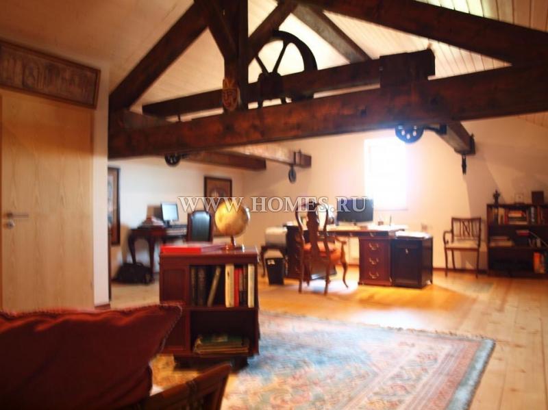 Прекрасный дом 19-ого века в городе Поми