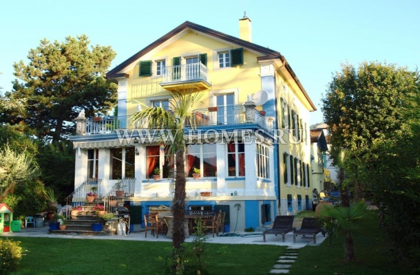 Исключительный дом в небольшой деревне Кюли