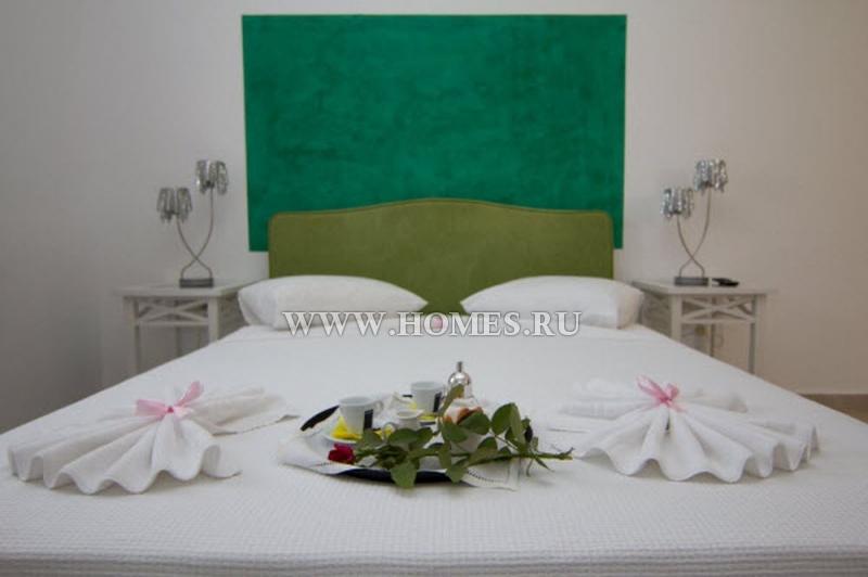 Роскошная гостиница в Халкидиках