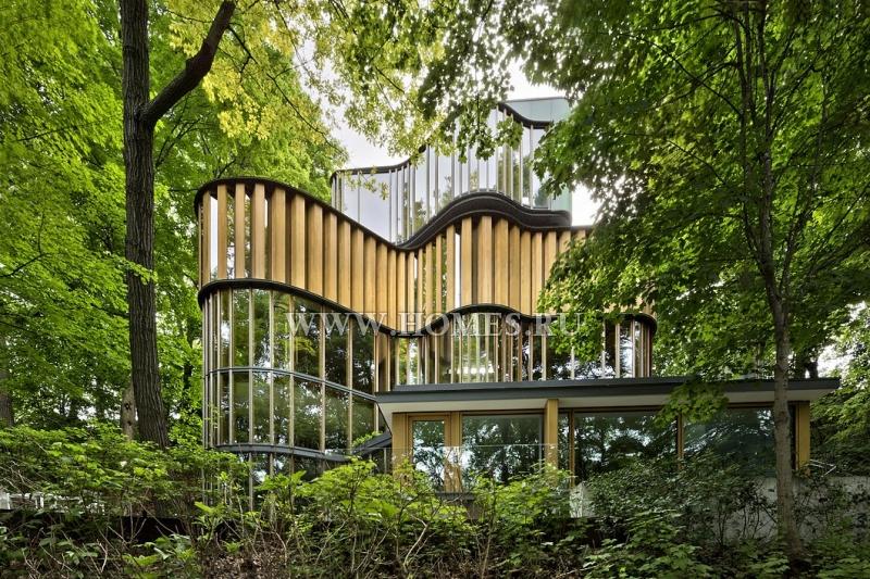 Современный дом в Торонто
