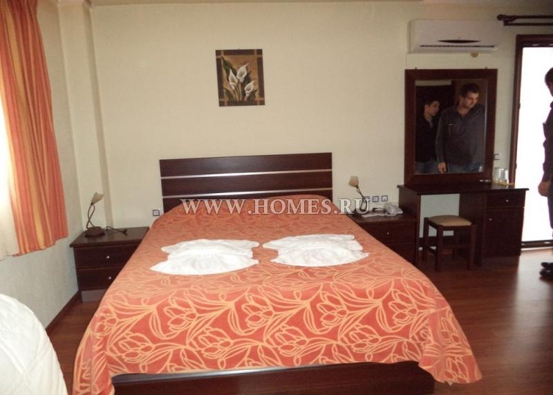 Уютная гостиница на горе Ворас